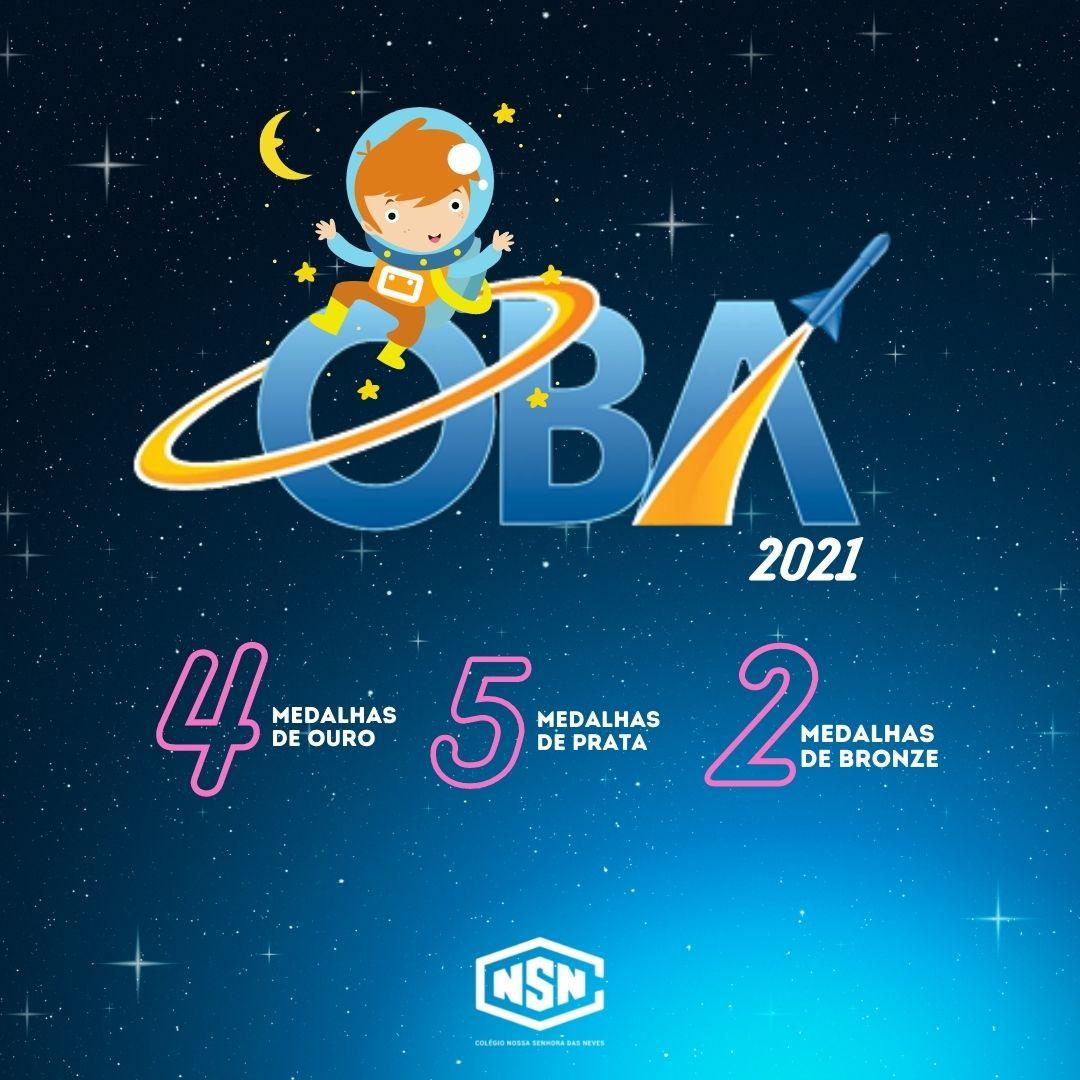 Estudantes Neves são destaques em Olimpíada Brasileira de Astronomia e Astronáutica